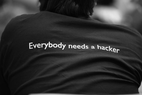 hacking tshirt
